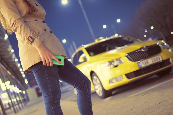 taxis vizsga